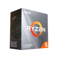 AMD Ryzen 5 3600 六核心處理器《3.6GHz/AM4》