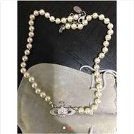 VIvienne Westwood 珍珠項鍊