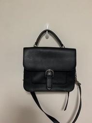 Michael Kors Black two way sling handbag