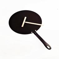 塔瓦可麗餅多用途煎盤(FP-126F)台灣制(附T字棒)親子DIY平底鍋不沾鍋潤餅蛋皮燒大阪燒(依凡卡百貨)