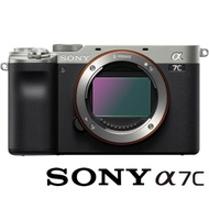 SONY 索尼 ILCE-7C / A7C BODY 單機身 (公司貨) 全片幅微單眼相機 五軸防手震 翻轉螢幕