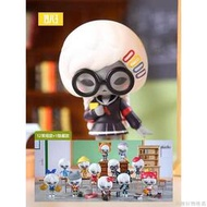 【正版】Abiru 艾比茹我的學生時代系列 盲盒玩具公仔 可愛少女心手辦潮玩偶擺件 #19八3#666