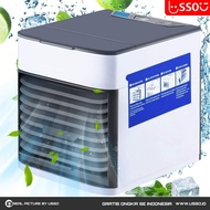 Usso Arctic Air Ultra 2X Cooling Power AC Mini Portable Air Cooler Arctic