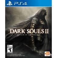 (現貨全新) PS4 黑暗靈魂 2:原罪哲人 英文美版 DARK SOULS II SCHOLAR