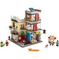 LEGO 樂高 31097 Townhouse Pet Shop & Café
