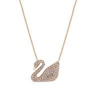 【SALE】🔥พร้อมส่ง🔥Swarovskiแท้ สร้อย swarovski ของแท้ ของแท้ 100% สร้อยคอจี้หงส์ swarovski necklace แท้ Swarovski Classi
