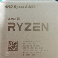 ◄AMD Ryzen 3200G 3100 3500x 3600 3700X G4650G scatter CPU 20 years batch