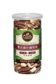 預購5罐+5罐 特價2640元 [Coville可夫萊] 雙活菌什錦堅果 200g/罐