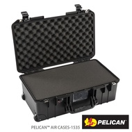 .. 美國 PELICAN 1535 Air 輪座拉桿超輕氣密箱-含泡棉 黑色 1510 輕量版 公司貨