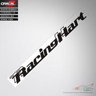 【BeKing】racing hart wheels sticker輪轂改裝車身貼紙車身貼花