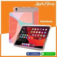 hot  เคสไอแพด Origami สำหรับ iPad Air4 10.9 2020 / ไอแพดแอร์ 4 มีที่เก็บปากกา Apple Pencil2 AppleSheep [สินค้าพร้อมส่งจากไทย]