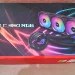 全新ROG STRIX LC 360 RGB 一體式CPU水冷散熱器