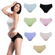 【華歌爾】新伴蒂心情內褲 M-LL 七件組褲包(共七色-7件組)