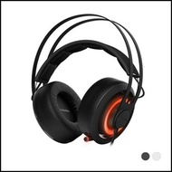 STEELSERIES Siberia 650 Headphone / Black / White / Dolby ProLogic llx