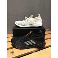 Aile 小店Adidas PULSEBOOST HD 跑鞋 黑白 男款 EG0971 EG0981