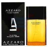 น้ำหอม Azzaro Pour Homme EDT 100ml. กล่องซีล ของแท้ 100% รับประกัน