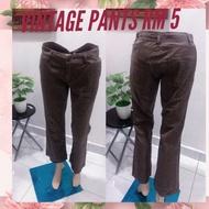 Vintage Pants RM 5 ,Bundle Pants , Jeans Pants Bundle