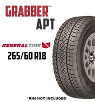 GENERAL TIRE Grabber APT 265/60 R18 All-Purpose-Terrain Tire