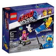 樂高LEGO 70841  The LEGO Movie 樂高電影系列 >Benny's Space Squad