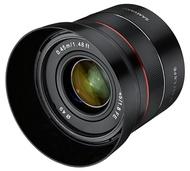 . SAMYANG AF 45mm F1.8 FE 大光圈 餅乾鏡 自動對焦 For Sony FE E-Mount A7 正成公司貨 一年保固