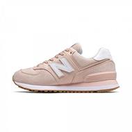 【NEW BALANCE】NB 574 休閒鞋 復古鞋 布面 粉 女鞋 -WL574SKCB