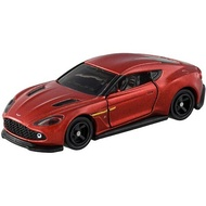 小禮堂 TOMICA 多美小汽車  奧斯頓馬丁跑車 玩具車 公仔 模型 兒童玩具 (10 深紅)