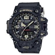 【CASIO 卡西歐】G-SHOCK 征服世界沙漠冒險電波錶(GWG-1000-1A)