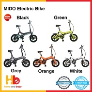 MIDO eBike PAB LTA Approved Electric Bicycle