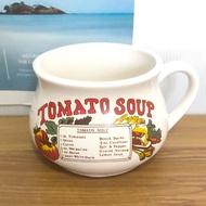 現貨⭐️異國風陶瓷碗 泡麵碗 食譜 餐具 湯碗 餐盒 手柄碗 碗盤 飯盒 便當盒 陶瓷馬克杯 番茄湯 水杯 咖啡杯