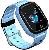 Beautiful S16 Kids Phone Watch Smart Watch Positioning Phone Watch Waterproof Tracker for Kids Smart Watch Blue,Colour Name:Pink (Color : Blue)