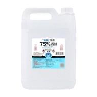 【PATRON 派頓】潔康 75%酒精 4L(乙類成藥)