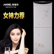 Angel water dispenser hot cold water vertical home Y1263 business machines large capacity store genu