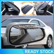 Car-Covers Rearview Mirror Cover Rear View Mirror Sticker Car Rain Visor