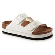 勃肯Papillio 364053。ARIZONA亞利桑那 經典二條拖鞋(白)