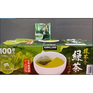 Costco代購~ Kirkland 日本綠茶包
