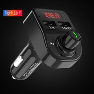 MP3 Player Car Charger Car Bluetooth 5.0 , with Dual USB, 3.1A Charge