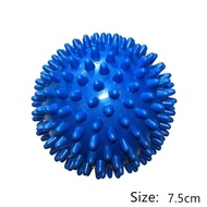 Redcolourful Portable Muscle Relaxation Sports Fitness Foot Massage Ball Hedgehog Body Pain Stress Relief Massager