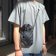 Brompton 兩用尾袋 - 黑色暗迷彩