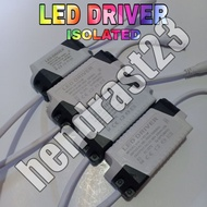 Led Driver 300ma / Isolated / 4-7w 8-12w 12-18w 18-24w / Hpl Led Driver / Led Driver / Downlight Driver