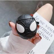 漫威🎬蜘蛛人🕷airpods 保護套卡通矽膠軟殼蘋果無線藍芽耳機 防摔保護套