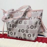 SOF品牌專櫃托特包