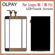 For Leagoo M8 M8 Pro LCD Display +Touch Screen Assembly Lcd Digitizer Free Tools