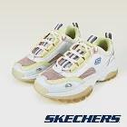 Skechers 女 休閒系列 D'LITES KOZMIKS 復古鞋 老爹鞋 88888407WYL US5.5 果凍粉