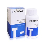 🔥🔥CHEAPEST🔥🔥 Tocopamin (120mg x 60's softgel)