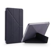 硬殼平板摺疊保護套 適用於iPad Mini 1/2//3/4/5 保護套 Y平板皮套 摺疊殼 保護殼 減緩衝擊