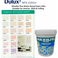 (18LITER) DULUX MAXILITE PLUS INTERIOR EMULSION PAINT