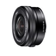 SONY E PZ 16-50mm F3.5-5.6 OSS*(平輸-彩盒)-送抗UV鏡40.5mm+專用拭鏡筆黑色
