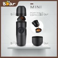เครื่องชงกาแฟพกพา เเบบมือกด เครื่อเครื่องชงกาแฟมินิ เครื่องชงกาแฟ เครื่องทำกาแฟ ขวดชงกาเเฟ+เเก้ว น้ำหนักเบา กระทัดรัด