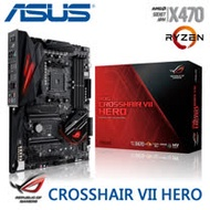 ASUS 華碩 CROSSHAIR VIII HERO (WiFi) 電競 主機板 / X570 晶片 AM4 (RYZEN)