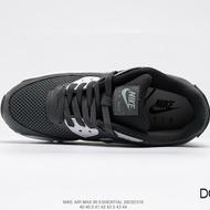 จัดส่งฟรี Nike Air Max 90 Essential เบาะลมขนาดเล็กแบบคลาสสิกและรองเท้าวิ่งที่ระบายอากาศได้ดี ใหม่กันน้ำได้ทั้งหมด